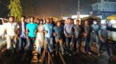 হেতিমগঞ্জে আওয়ামীলীগ, ছাত্রলীগ, যুবলীগসহ অঙ্গ সংগঠনের মিছিল ও পথ সভা অনুষ্ঠিত