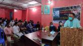 বঙ্গবন্ধুর সোনার বাংলায় ষড়যন্ত্রকারীদের স্থান নেই : অধ্যাপক জাকির হোসেন