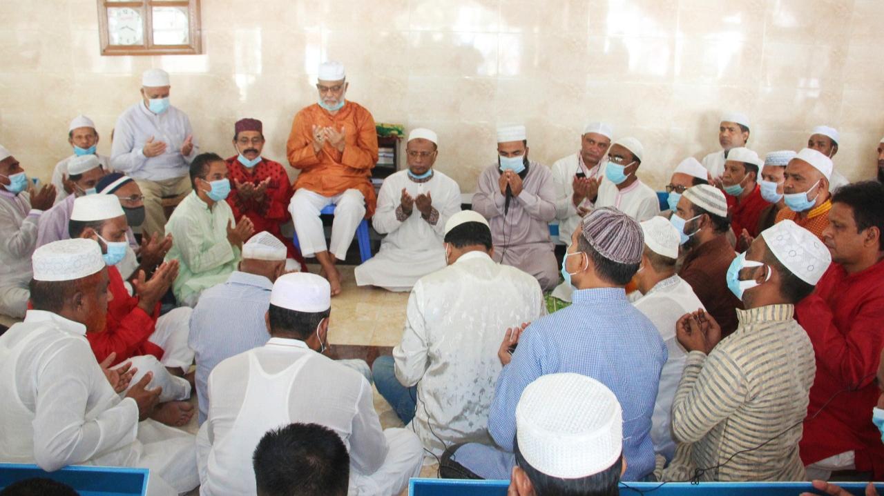 শেখ হাসিনা শুধু আ'লীগের নয় বাংলাদেশেরই হাল ধরেছিলেন : মাসুক উদ্দিন