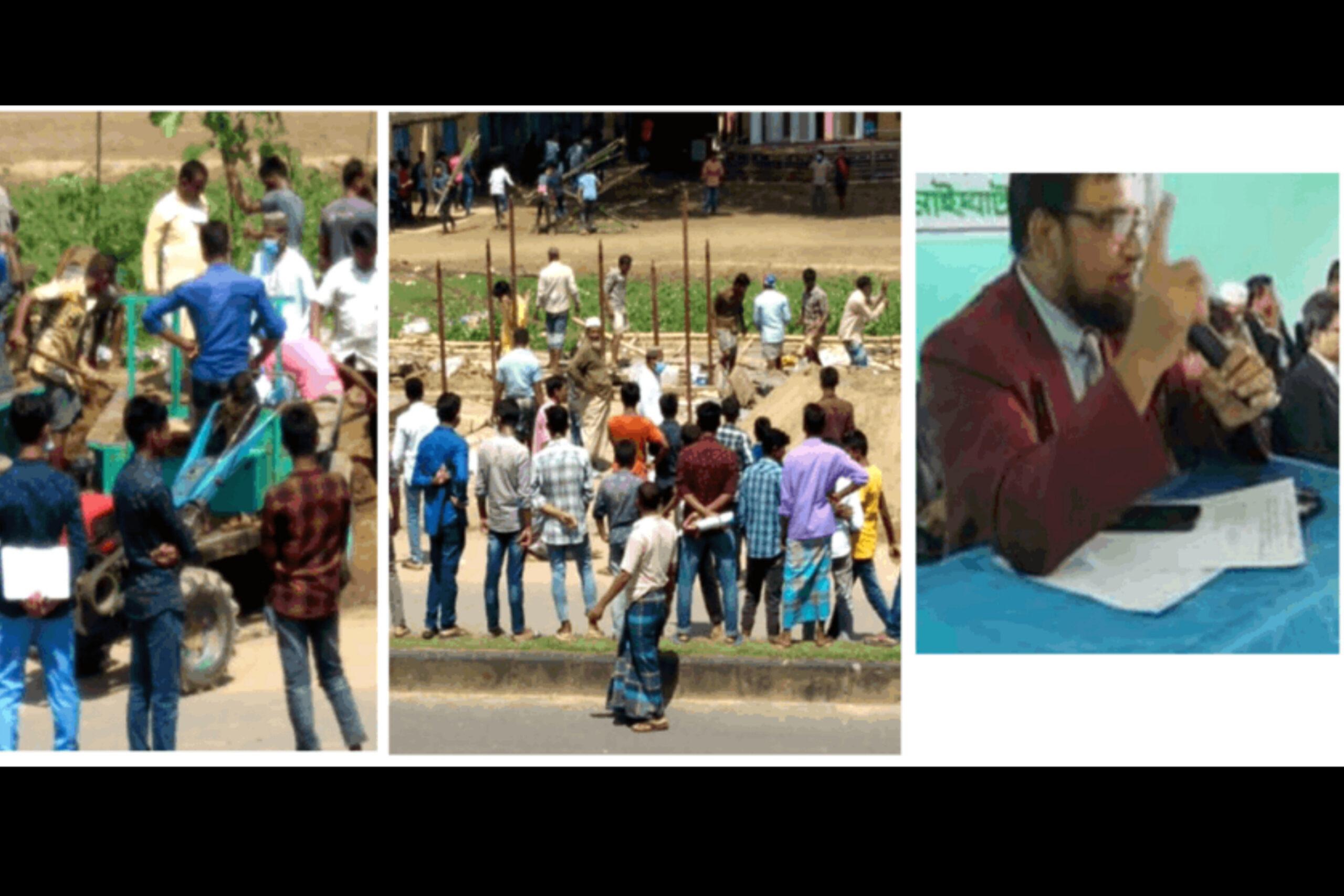 কানাইঘাটে আব্দুল মতিন গংদের অত্যাচারে নিঃস্ব একটি পরিবার, থানায় মামলা